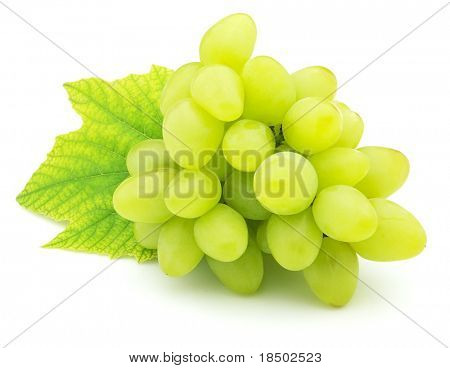 Sweet grapes.Use it for a health and nutrition concept.