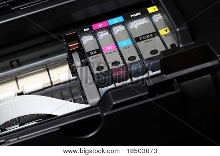 Computerprinter (ink)