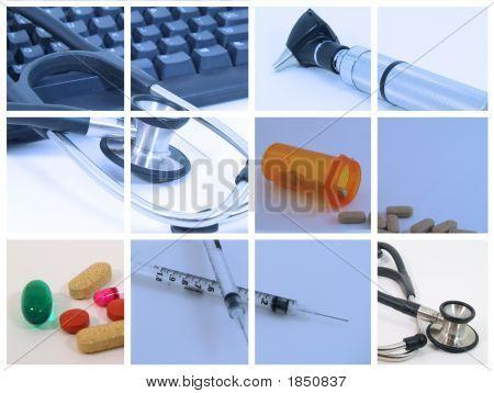 Montaje médica