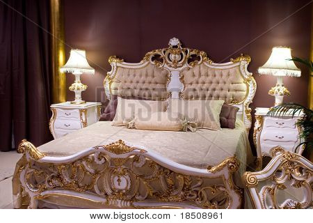 A Luxurious Bedroom