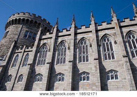 The Dublin Castle in Dublin, Ireland