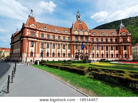 Government Of Brasov County,