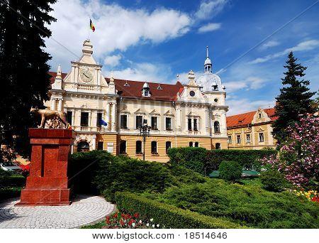 Brasov Cityhall, Romania
