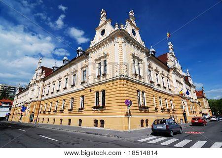 Ayuntamiento de Brasov, Rumanía