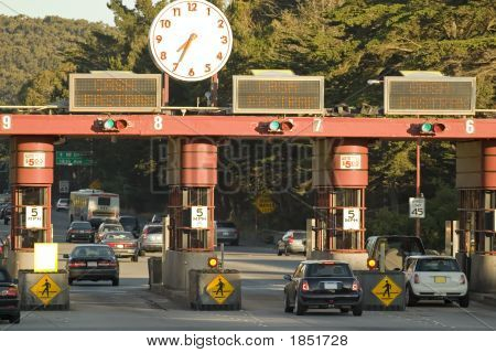 Golden Gate Toll Road