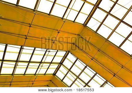 solar textured roof