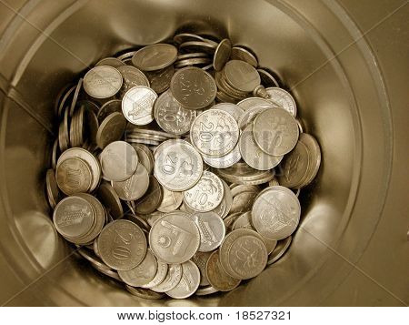 Malaysia Ringgit currency Coins