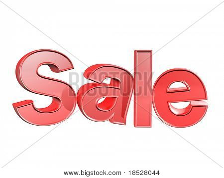 Season Sale Sign