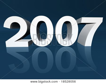 Year of 2007