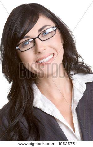 Engaging Businesswoman
