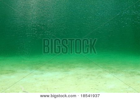 Surface Of A Lake