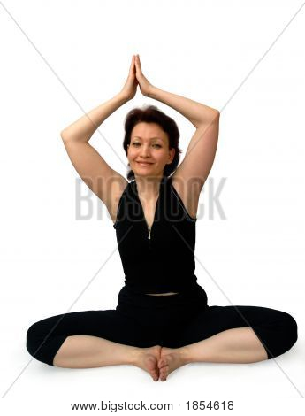 Pose In Yoga