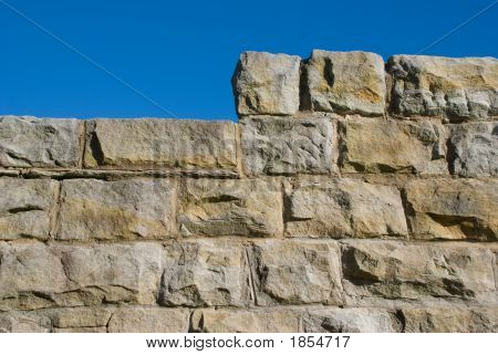Old Stone Wall 03