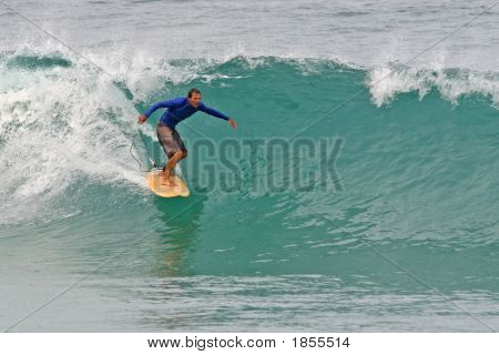 Peeling Wave