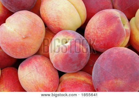 Peaches Ripe And Ready