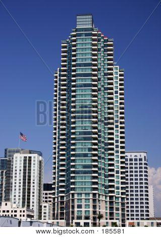 San Diego Highrise