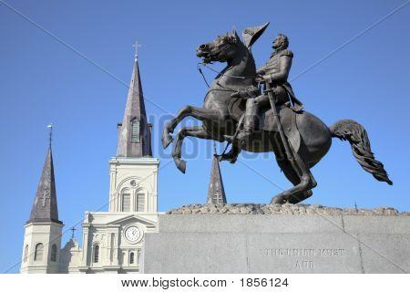 Andrew Jackson monumento 1