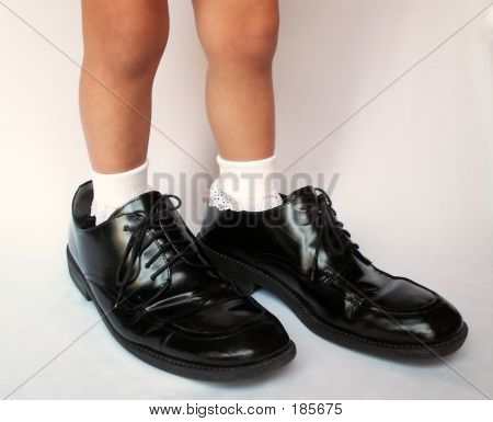Filling Daddy's Shoes