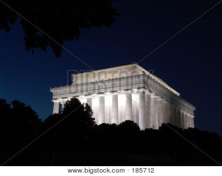 Monumento a Lincoln en Washington Dc