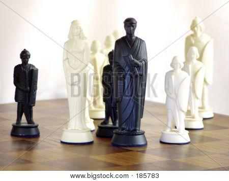 Chess Wedding