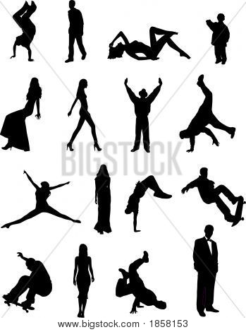 Cool Silhouettes