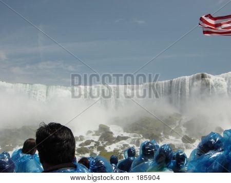 Schönheit auf die Niagarafälle