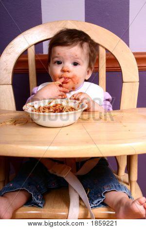 Spaghetti Queen #1