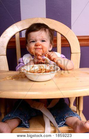 Spaghetti Queen #3