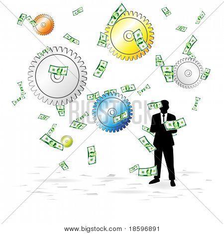 Work make money