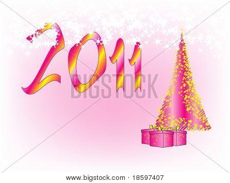 Christmas card - 2011