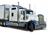 image of semi-truck  - Semi Truck - JPG