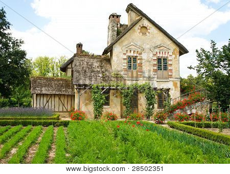 Farmhouse at Queen's Hamlet, Versailles