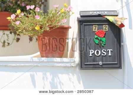 Cyprus Mail Box