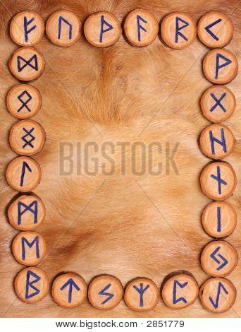 Frame Of Runes