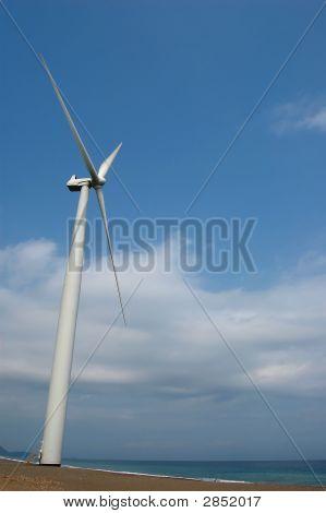 Whole Wind Turbine