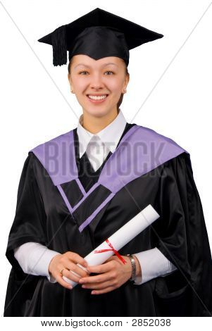 Holder Of A Master'S Degree