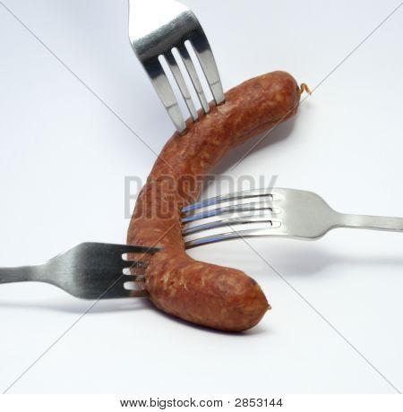 Distribution Of Sausage