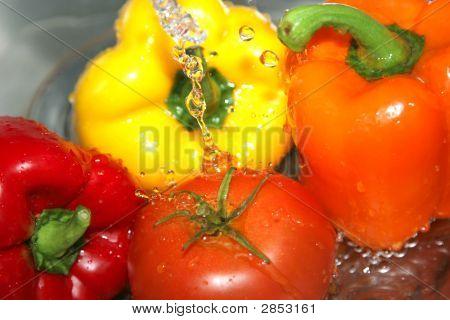 Wet Vegetables 2