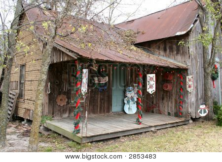 Christmas Holiday House