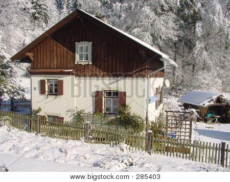 House. Germany, Bayern.