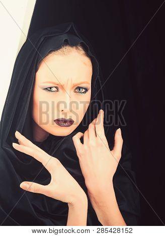 Black Friday Concept Gothic Fashion