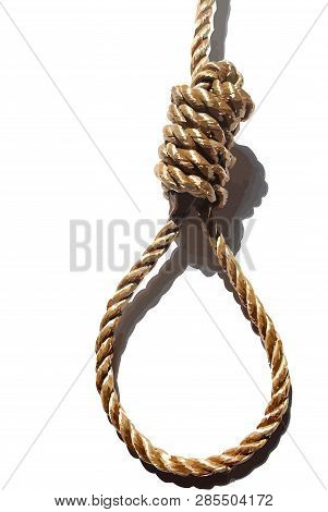 Suicide Hanging Knot Noose Execution