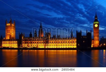 Westminister Big Ben