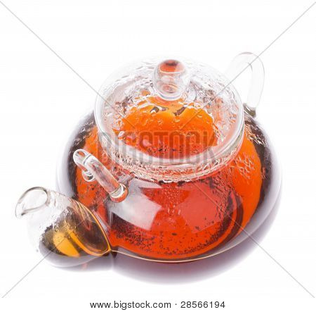 Transparent Teapot