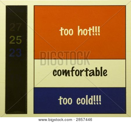 Room Temperature Gauge