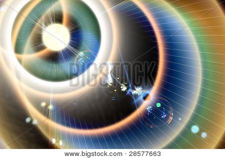 bubble blower vs space