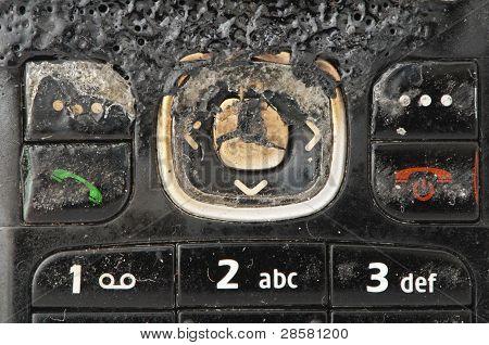 Burned Gsm