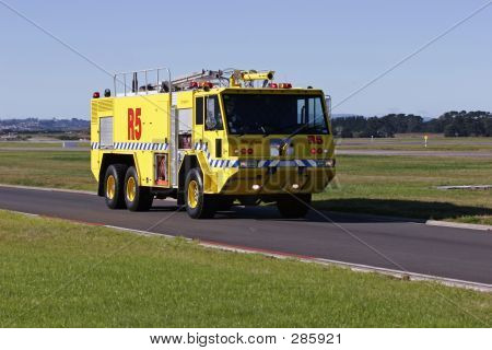 Airport Rescue Tender