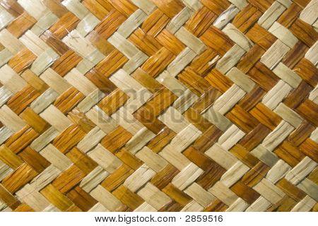 Maori Woven Design Background