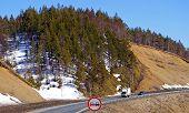 pic of sakhalin  - The Mountain mouting pass Kholmskiy on island Sakhalin - JPG